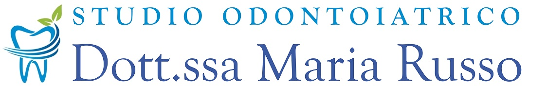 Dott.ssa Maria Russo - Odontoiatra Logo